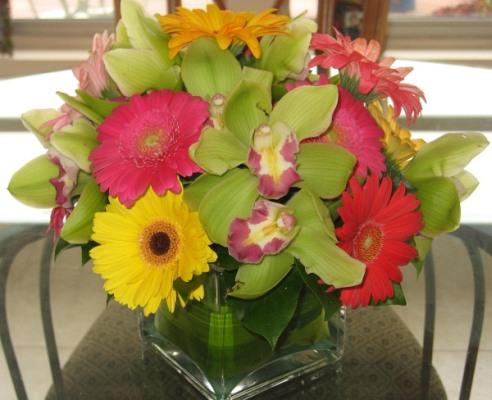 Заказать цветы с доставкой Комсомольск-на-Амуре