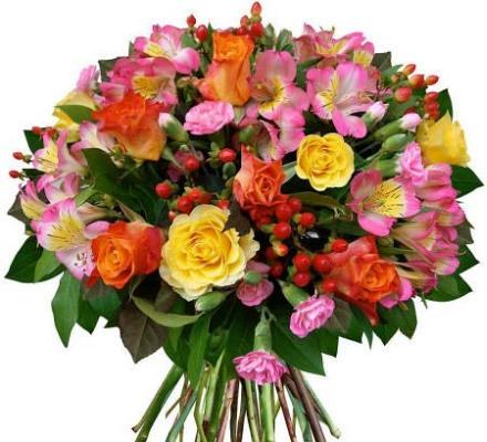 Заказать цветы в Комсомольск-на-Амуре