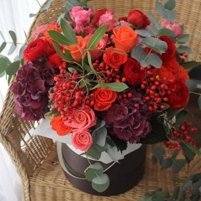 Доставка цветов в Комсомольске