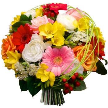 Цветы купить в Комсомольске-на-Амуре