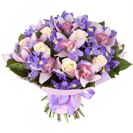 Цветы в комсомольск на амуре