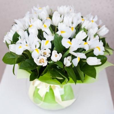 Доставка цветов по Комсомольску на Амуре
